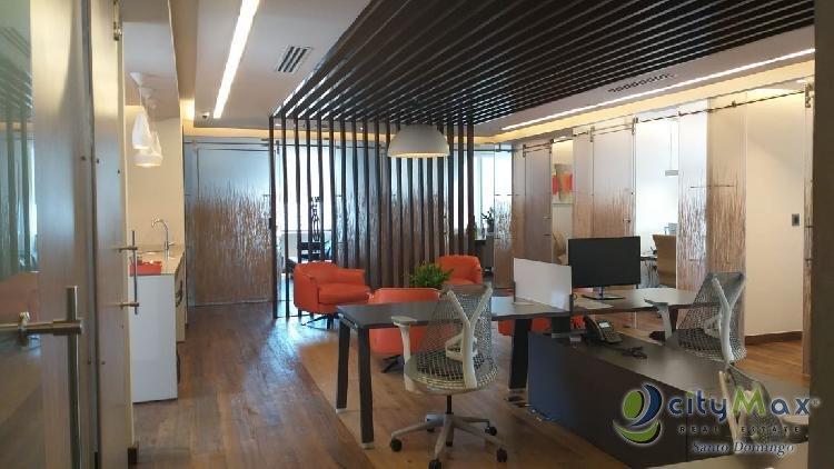 Lujosa Oficina en torre Corporativa  en Venta Paintini