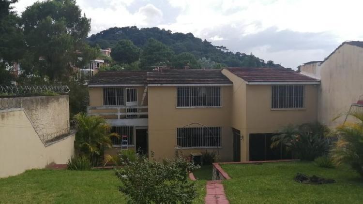 Casa en Venta en La Montaña zona 16