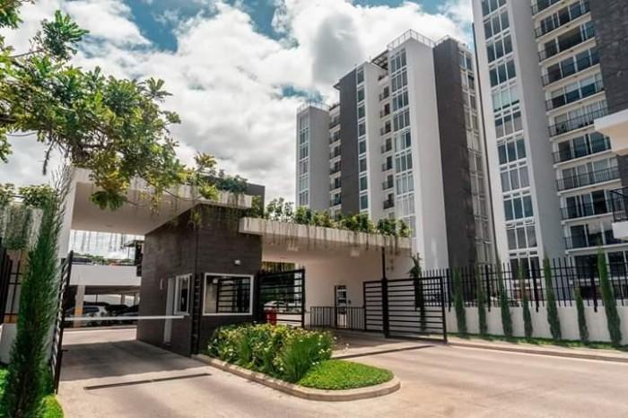 Apartamento en Alquiler Edificio Treo Zona 4 de Mixco