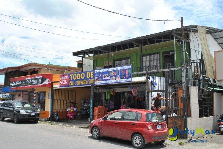 Se Vende Edificio de Locales Comerciales Cariari Pococi