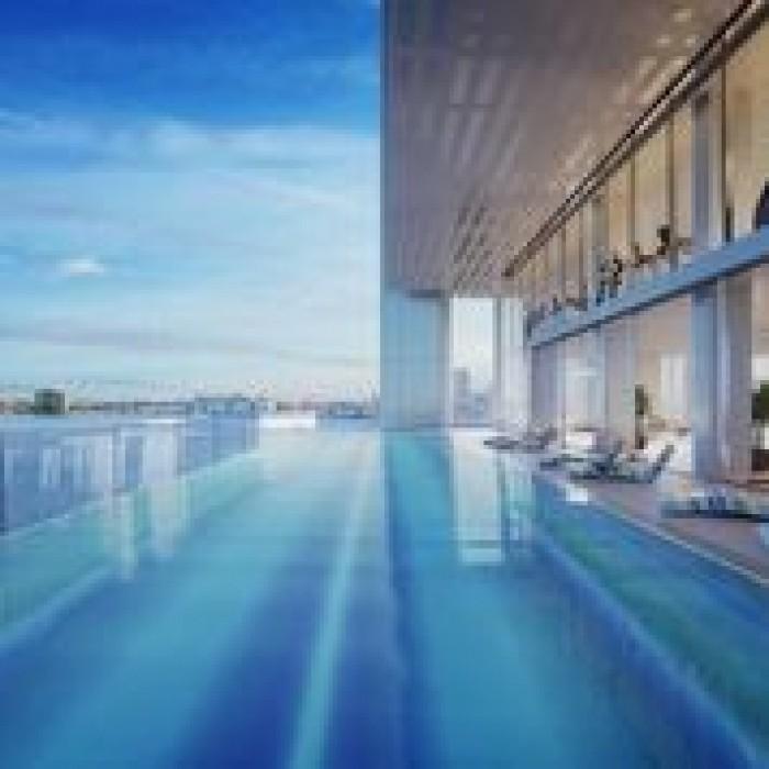 Bello Apartame de Lujo en East Edgewater, Miami   2 hab