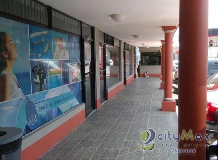 Local Comercial en el limite de Zona 10 y Zona 15