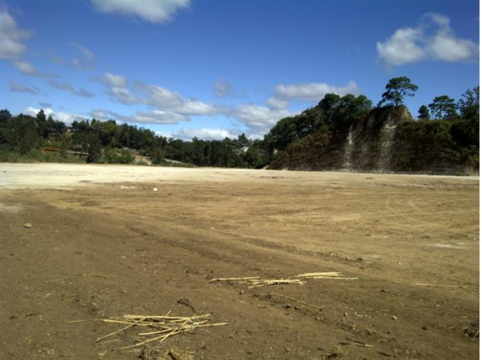 Terreno comercial en renta en zona 17 Guatemala