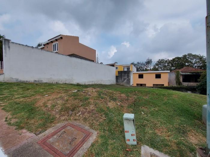 Terreno residencial en Venta en Condominio de Fraijanes