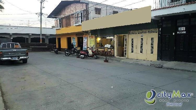 ALQUILO terreno comercial en SAN RAYMUNDO