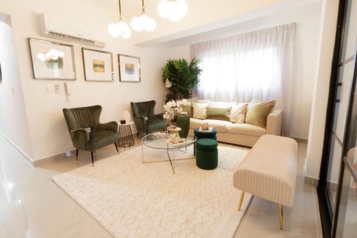 Alquiler apartamento,  Evaristo Morales.