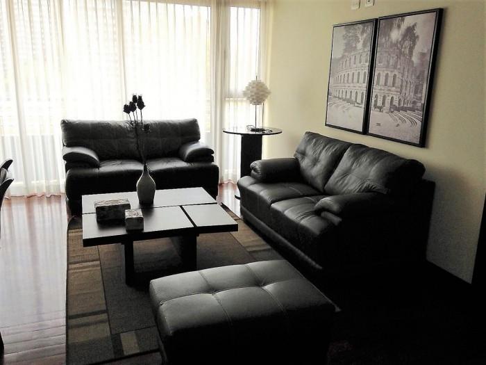 Apartamento Amueblado en Renta cercano a Diagonal 6 Z10