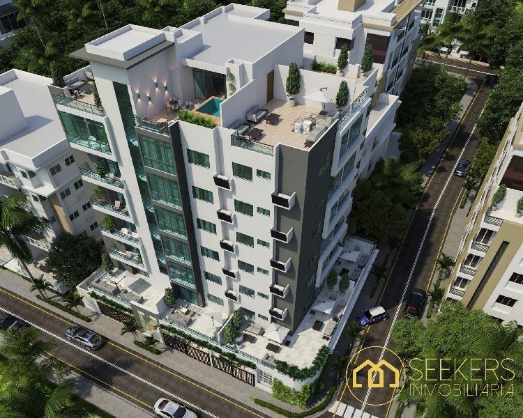 Apartamento en venta en Mirador Norte