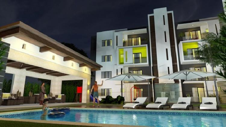 Apartamento, en venta en los llanos de Gurabo Santiago.