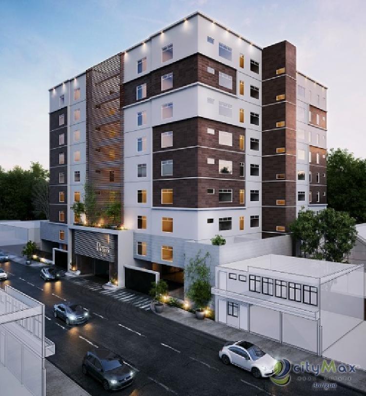 Se vende apartamento en Pórtico zona 7