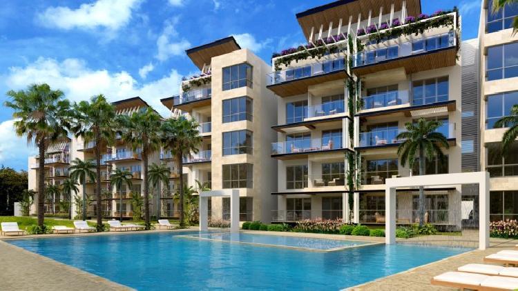 apartamento en venta en Los Corales Bávaro Apto 1 Hab.