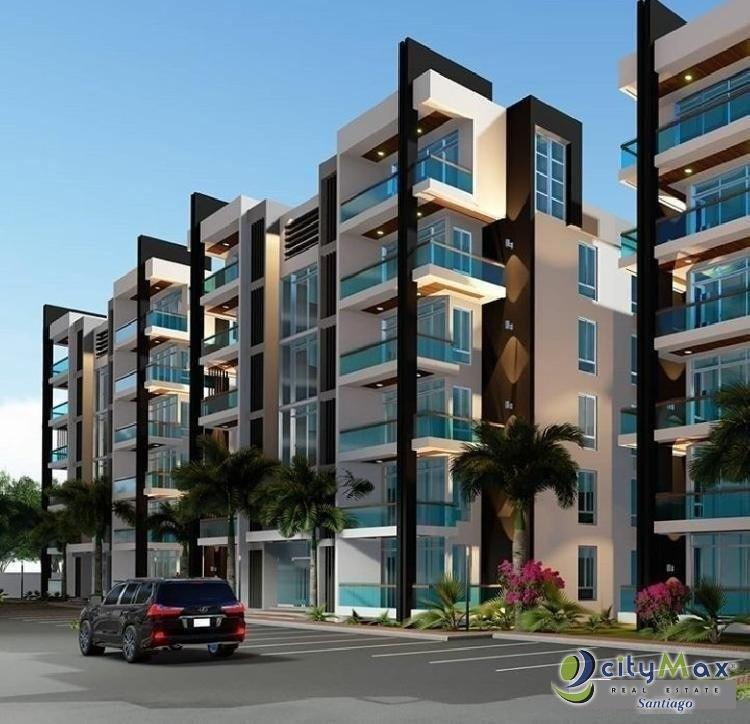 Se vende apartamento penthouse, Cerro Hermoso Santiago