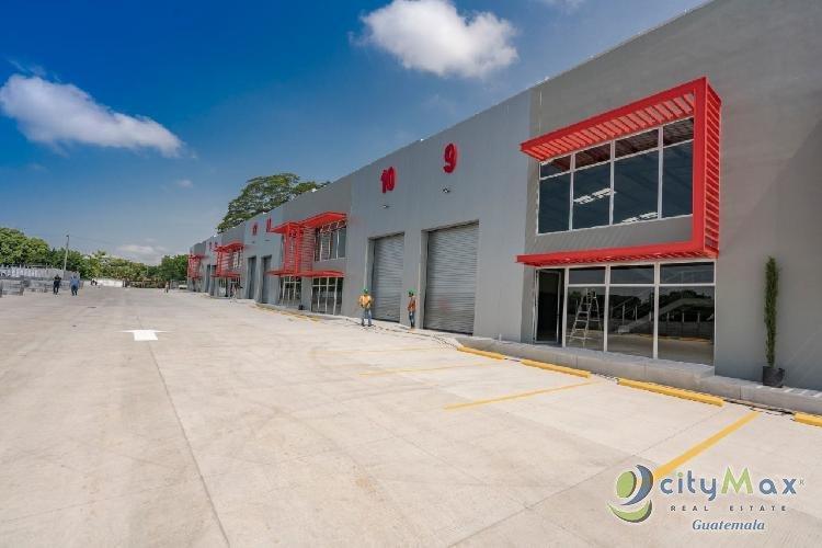Ofibodega Industrial en Venta en Escuintla por CITYMAX!