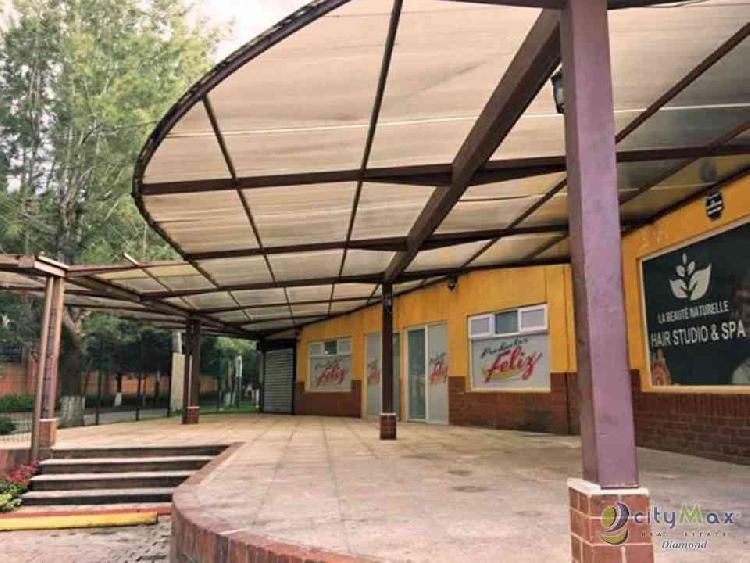 Local en VENTA centro comercial carretera a Fraijanes