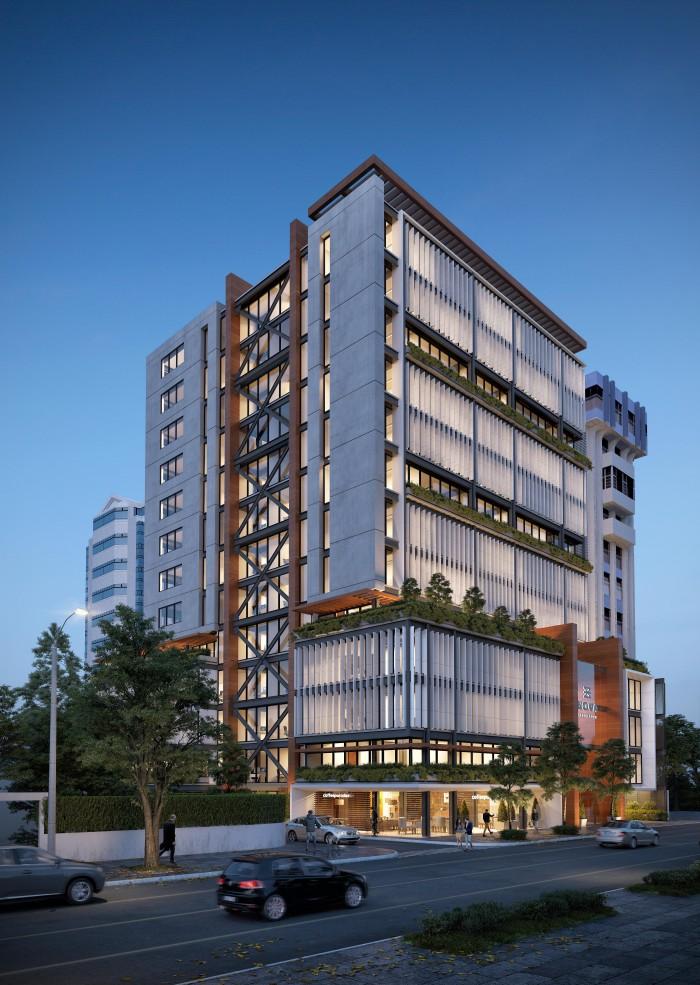 Oficina en RENTA en Edificio nuevo en zona 9