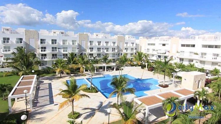 cityMax Vende Apartamentos en Playa Nueva Romana