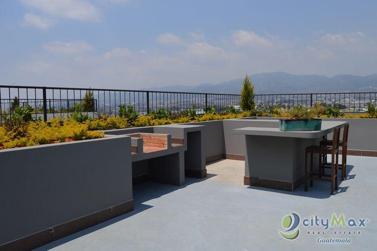 Apartamento en Renta Zona 7 con acceso a Mateo Flores