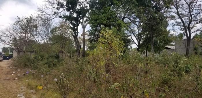 Vendo amplio terreno en El Congo Santa Ana