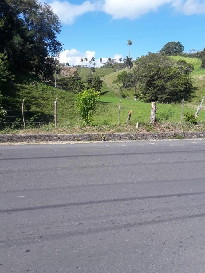 Vendo Terreno 11139 mts2 en Gaspar Hernandez, Espaillat