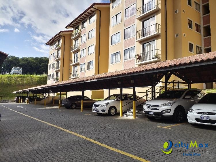 Apartamento en alquiler en La Uruca San José, 2 Hab.
