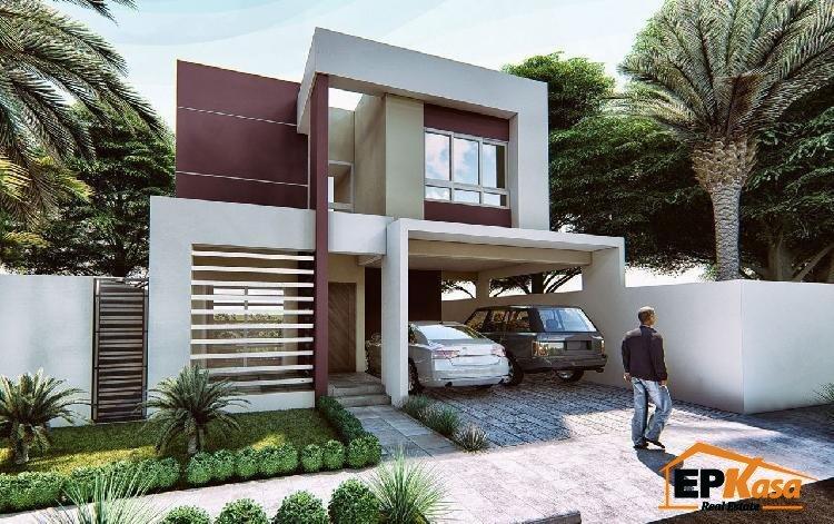 Casa de 2 niveles, Prado Oriental, Santo Domingo Este.