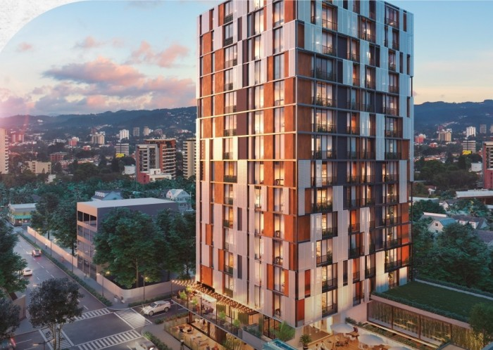 CityMax-Gold Pre-Venta Apartamento en zona 10