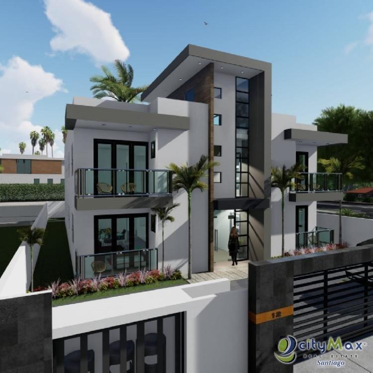 CityMax vende Apartamentos en Valle Verde II, Santiago