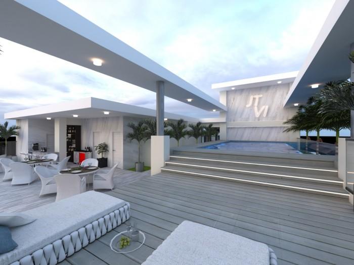 venta de Apartamento en torre de lujo en  Alma Rosa I