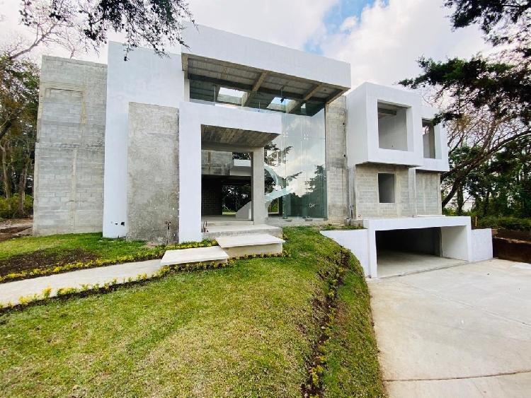 Casa en venta en Casa y Campo Fraijanes Guatemala