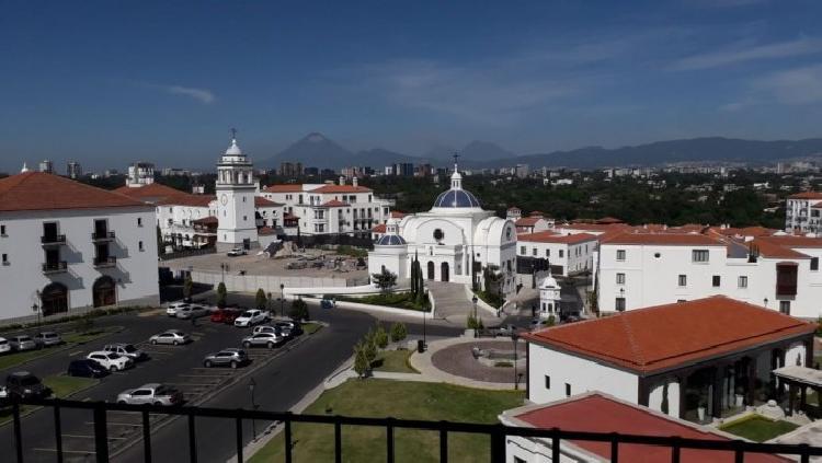 Alquiler Apartamento amueblado Lirios Cayalá zona 16