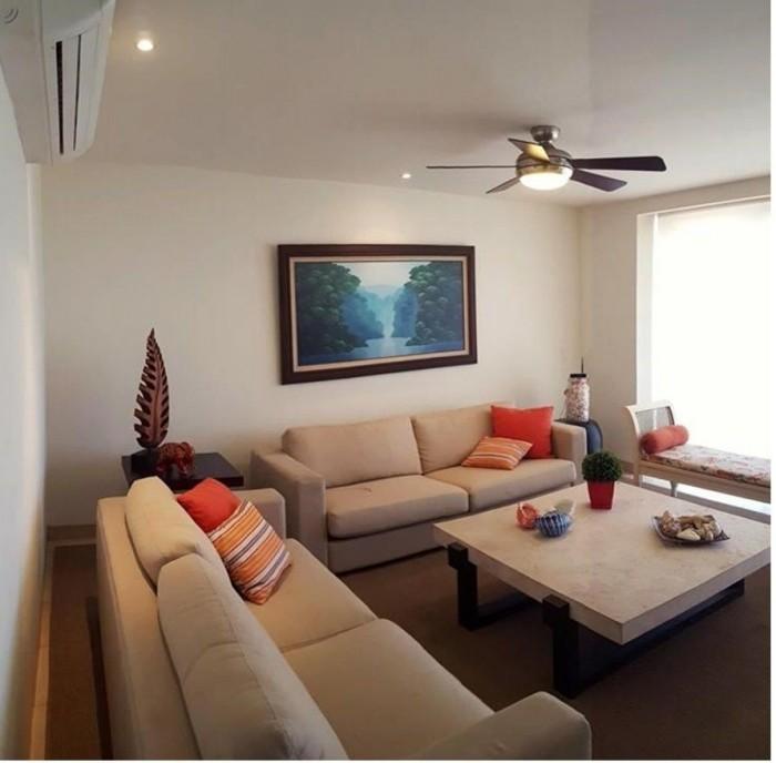 Alquilo Apartamento de Playa en Condominio Costa Real