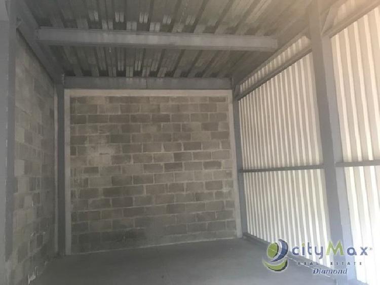 Bodeguita para almacenaje en renta en zona 12