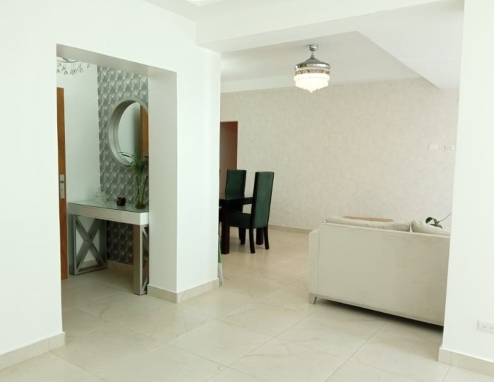 Apartamento en venta en  Villa María Santiago, RD