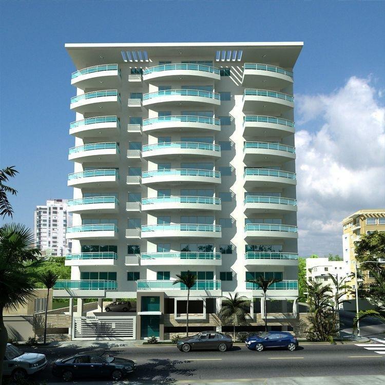 VENTA Apartamento con Línea Blanca en Evaristo Morales