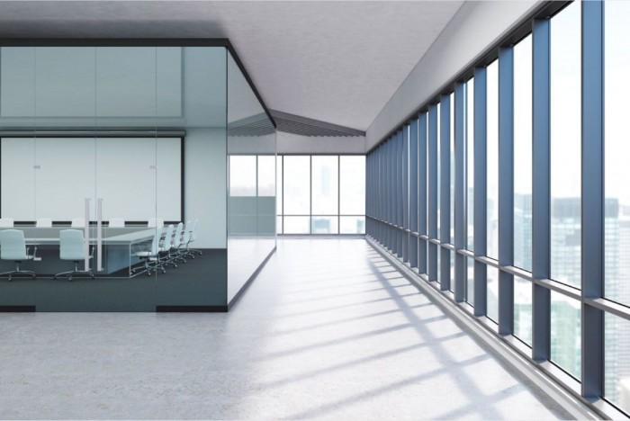 Elegantes oficinas en el centro de zona 10