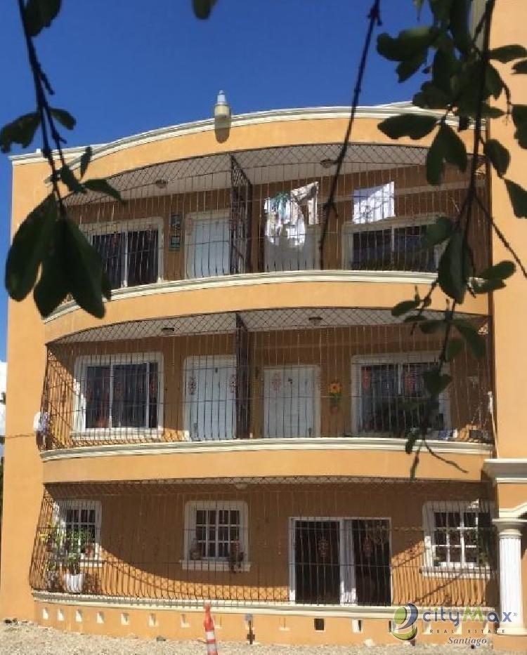 Edificio de Apartamentos en Venta Santiago RD.