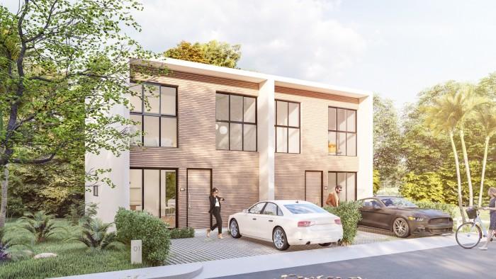 TownHouse en venta en Vista Cana Entrega 2023