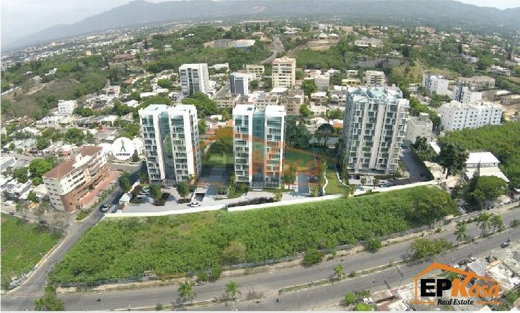 Apartamentos de venta en Cerros de Gurabo, Santiago