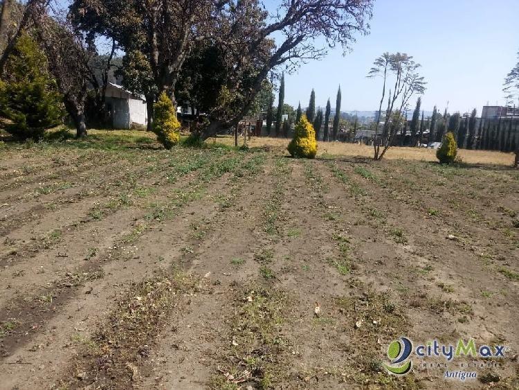 CityMax Antigua renta terreno en Tecpan Chimaltenango