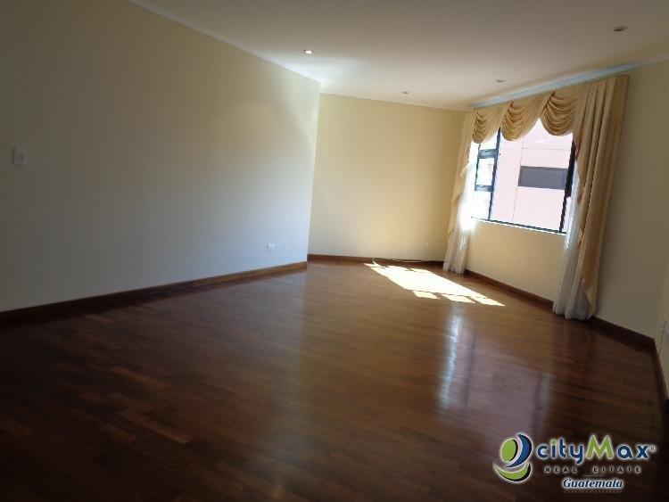 Apartamento en renta en zona 14 de 2 habitaciones