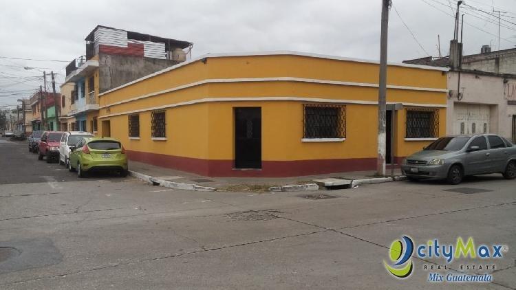 Casa en Venta en Zona 6 Ciudad Guatemala