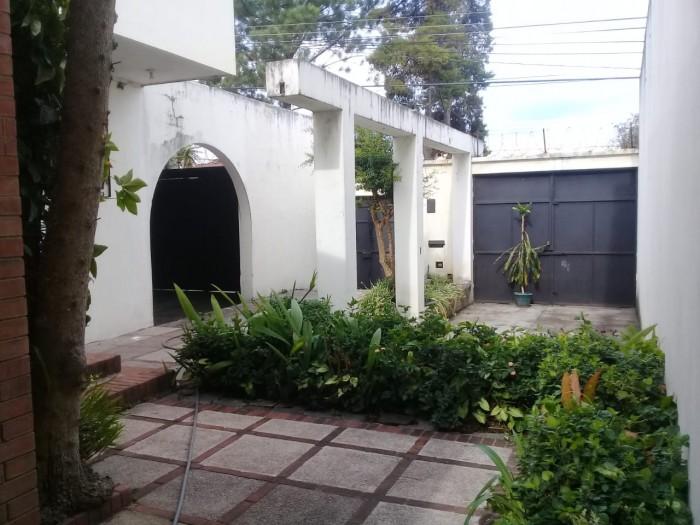 Casa en Renta en Villa Sol zona 12  Guatemala