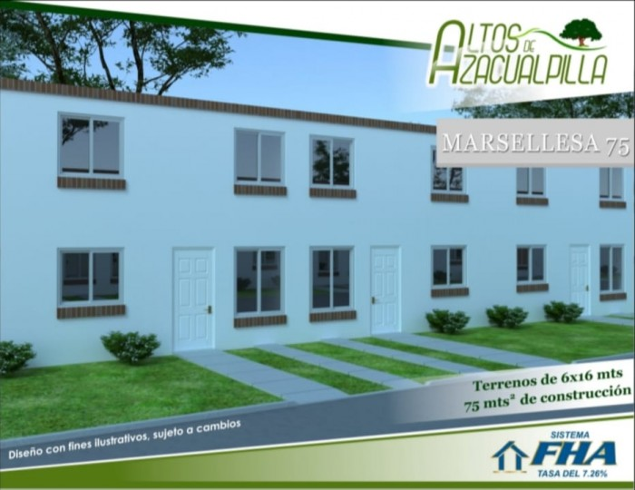 Casas nueva de 2 niveles en carretera al atlántico
