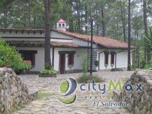 Vendo hermosa casa de campo en Chalatenango