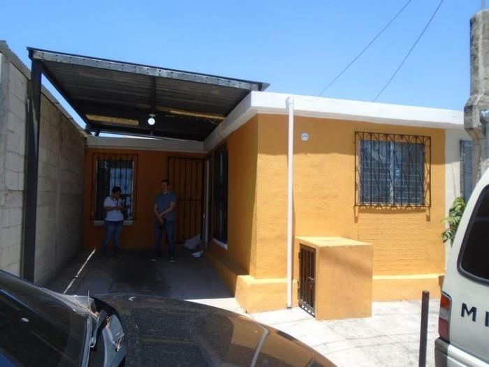 Casa en Renta en Fuentes del Valle 2 Villa Nueva