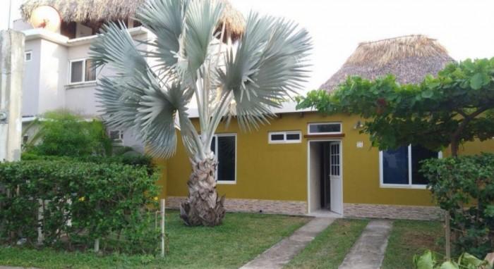 Casa de playa en renta Iztapa Escuintla