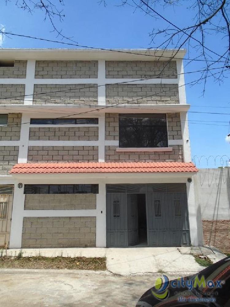 Vendo Casa en Alamedas de Yumar Z6 de Mixco Guatemala