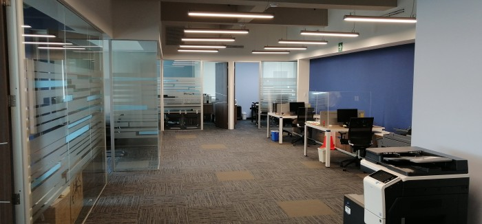 Alquiler de oficina en Zona Pradera zona 10