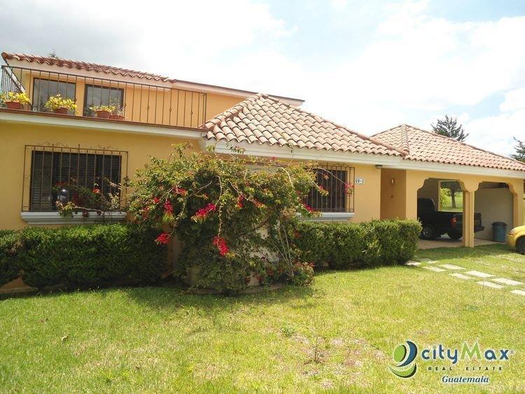 Casa en venta  Hacienda Nueva San José Pinula Guatemala