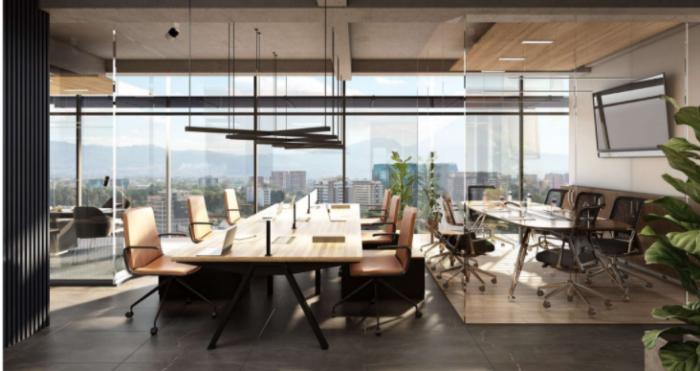 Oficinas en una privilegiada área en zona 10